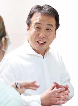 有限会社サカクリーニング 代表取締役 坂雅弘